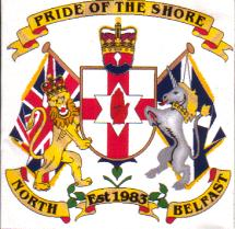 Pride of the Shore CD cover